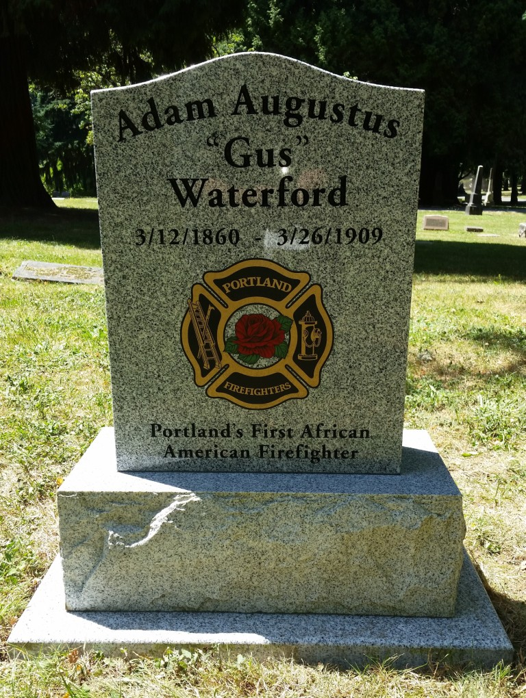 Waterford Gus Memorial